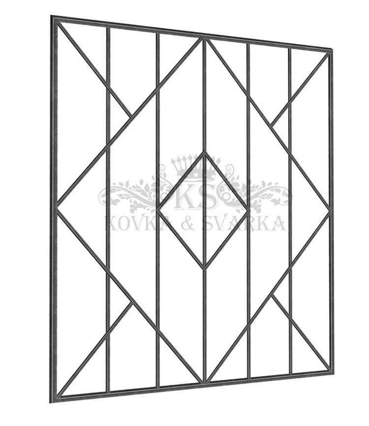 эскизы решеток на окна:
